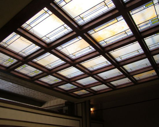 Restored Skylight home