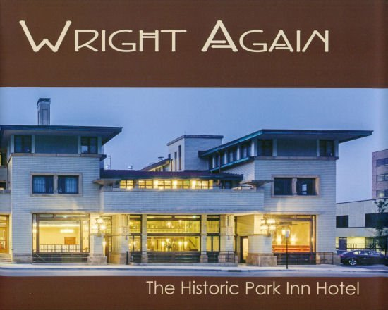 Wright Again-Hard Cover Book