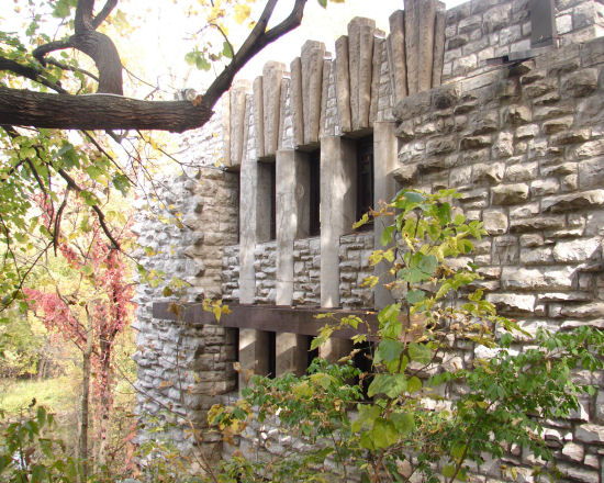 Walter Burley Griffin Melson House
