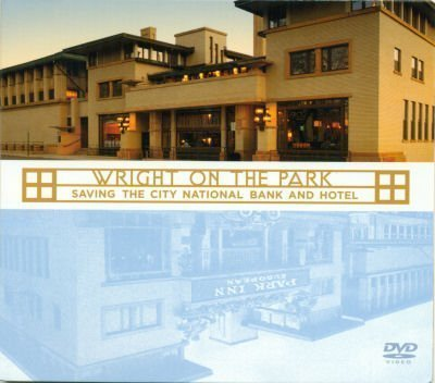 Documentary DVD-Saving the City National Bank & Hotel