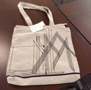 Wright Tote Bag