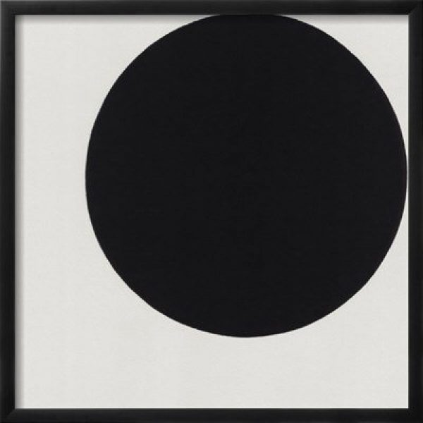 Malevich The Black Circle Painting