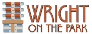 Wright on the Park Logo